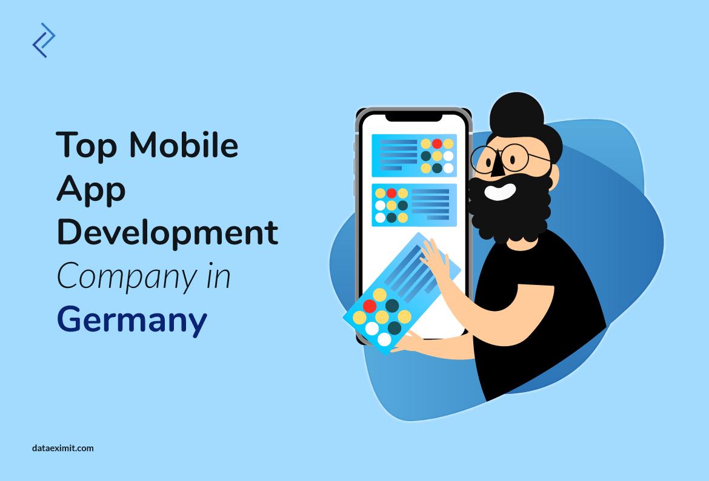 Top Mobile App Development Company in Germany