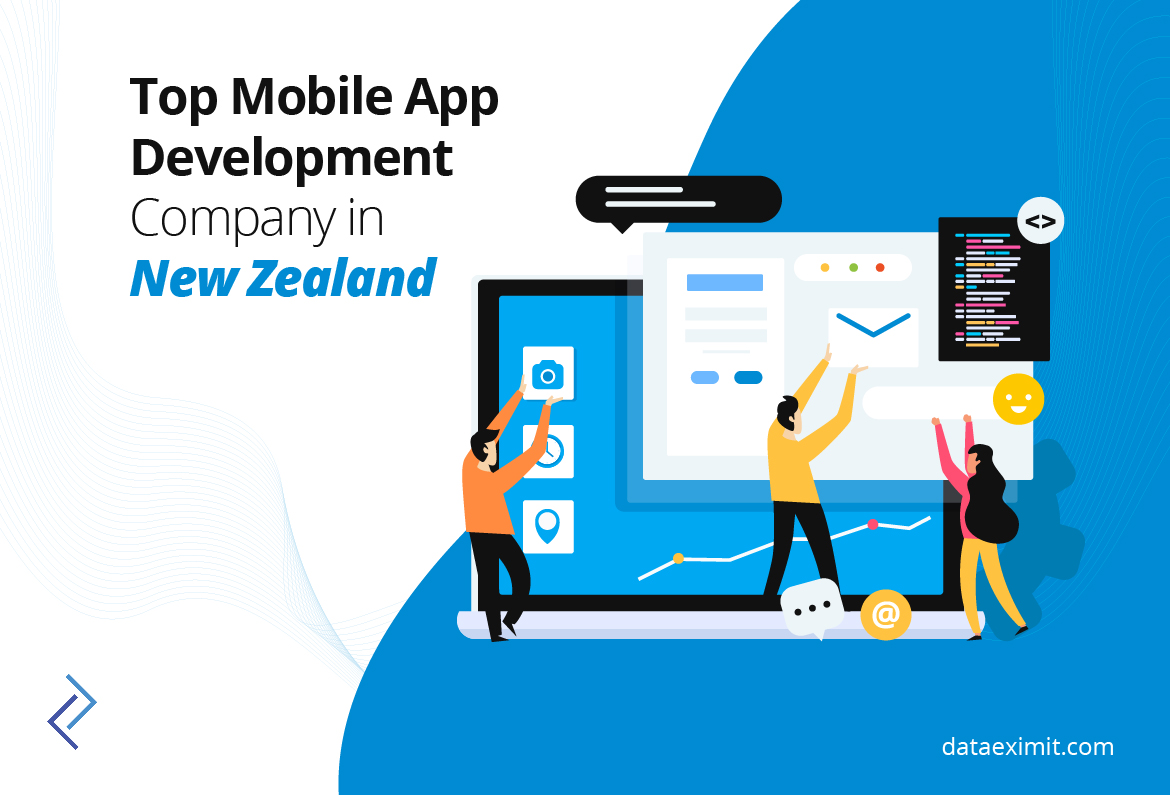 Top Mobile App Development Company in New Zealand