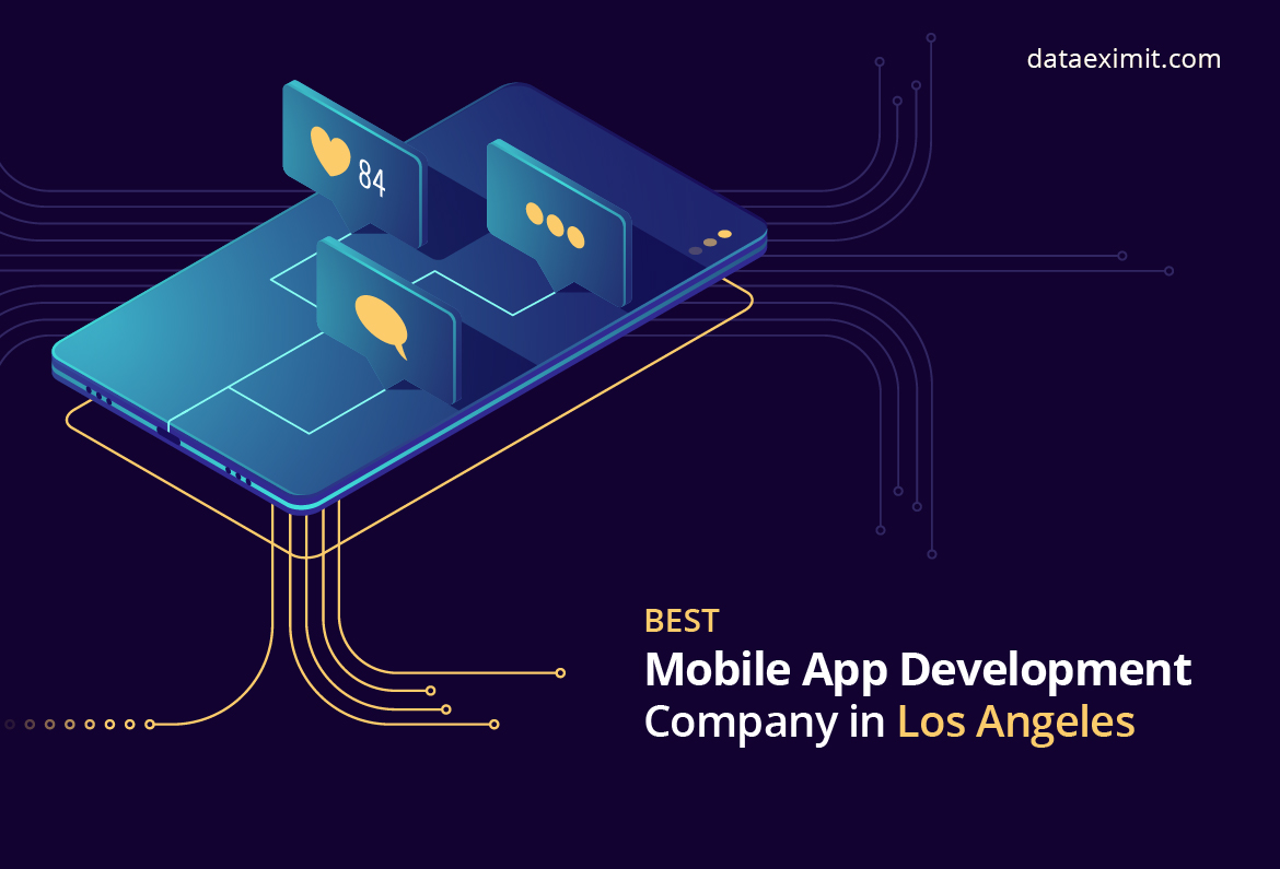Best Mobile App Development Company in Los Angeles