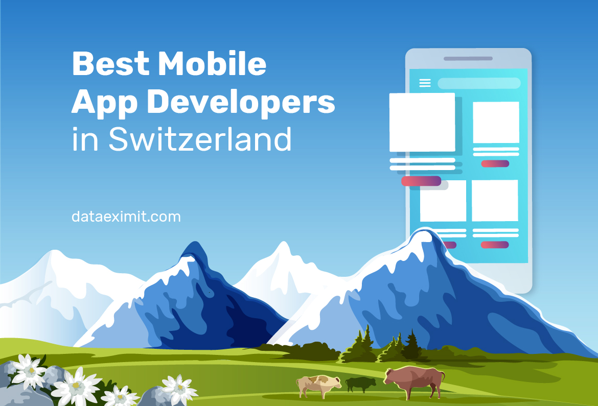 Best Mobile App Development Company in Switzerland