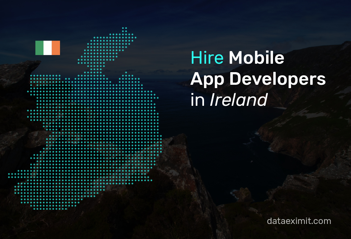 Hire Mobile App Developers in Ireland