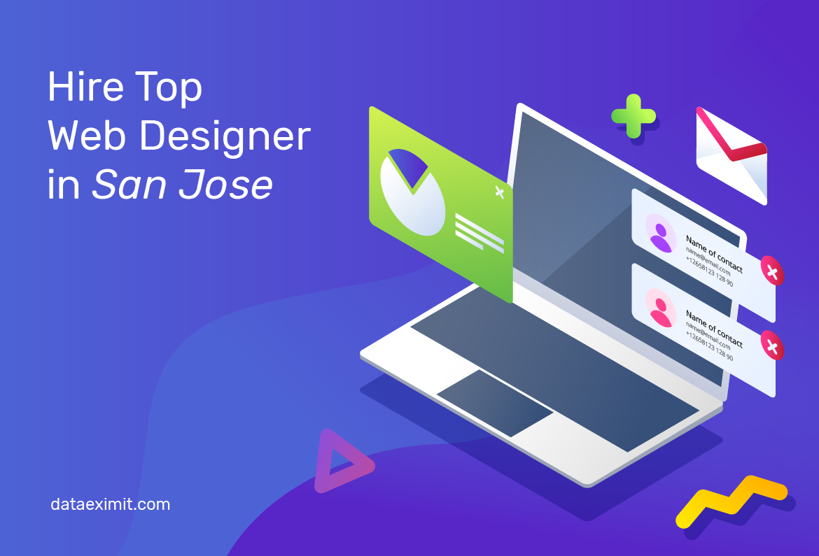 Hire Top Web Designer in San Jose