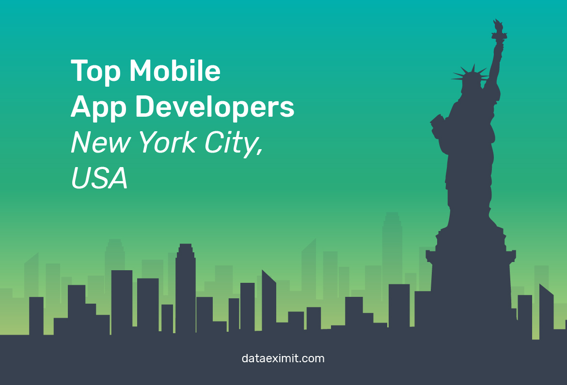 Top Mobile App Developers New York City, USA
