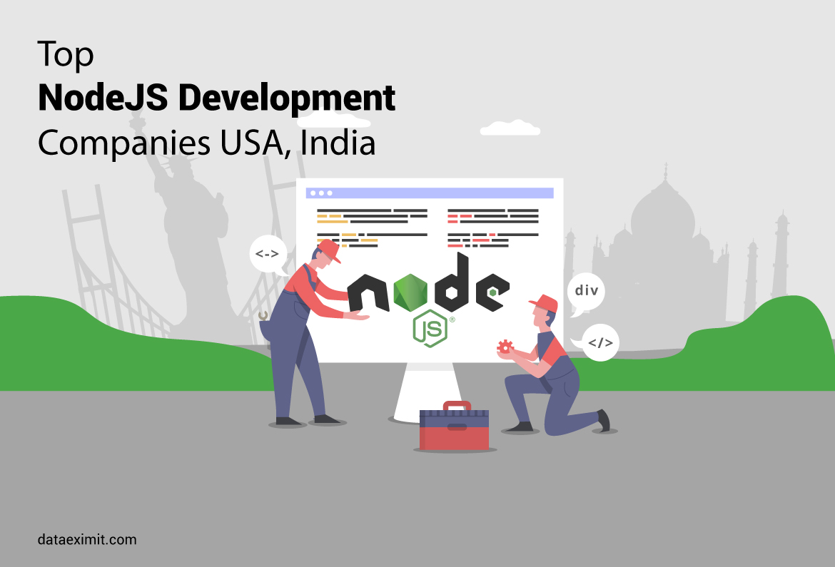 Top NodeJS Development COmpany