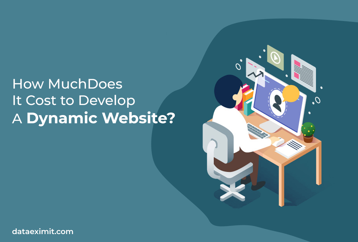 How Much Does It Cost to Develop A Dynamic Website?