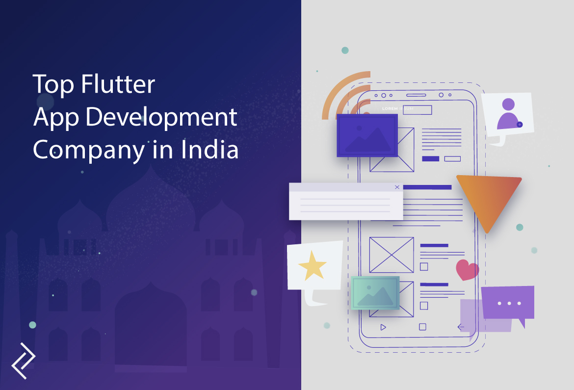 Top Flutter App Development Company in India