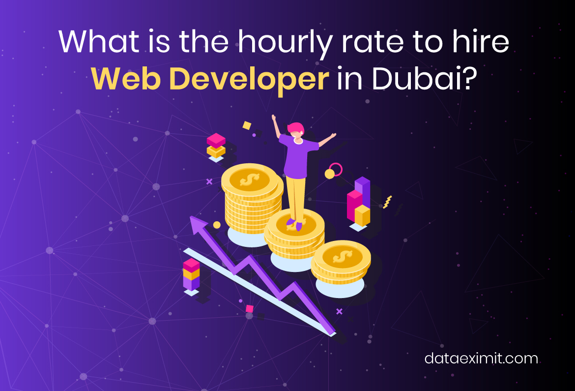 What is the hourly rate to hire web developer in Dubai?