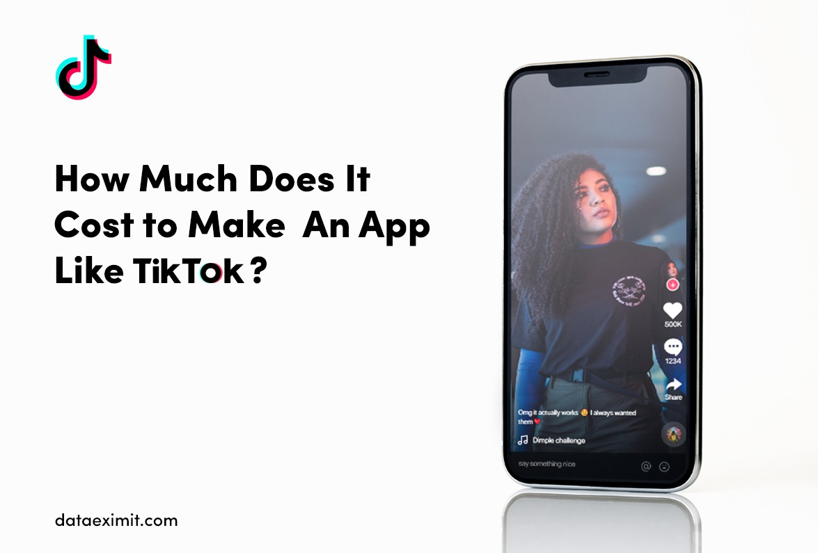 How much does it cost to make an app like tiktok?