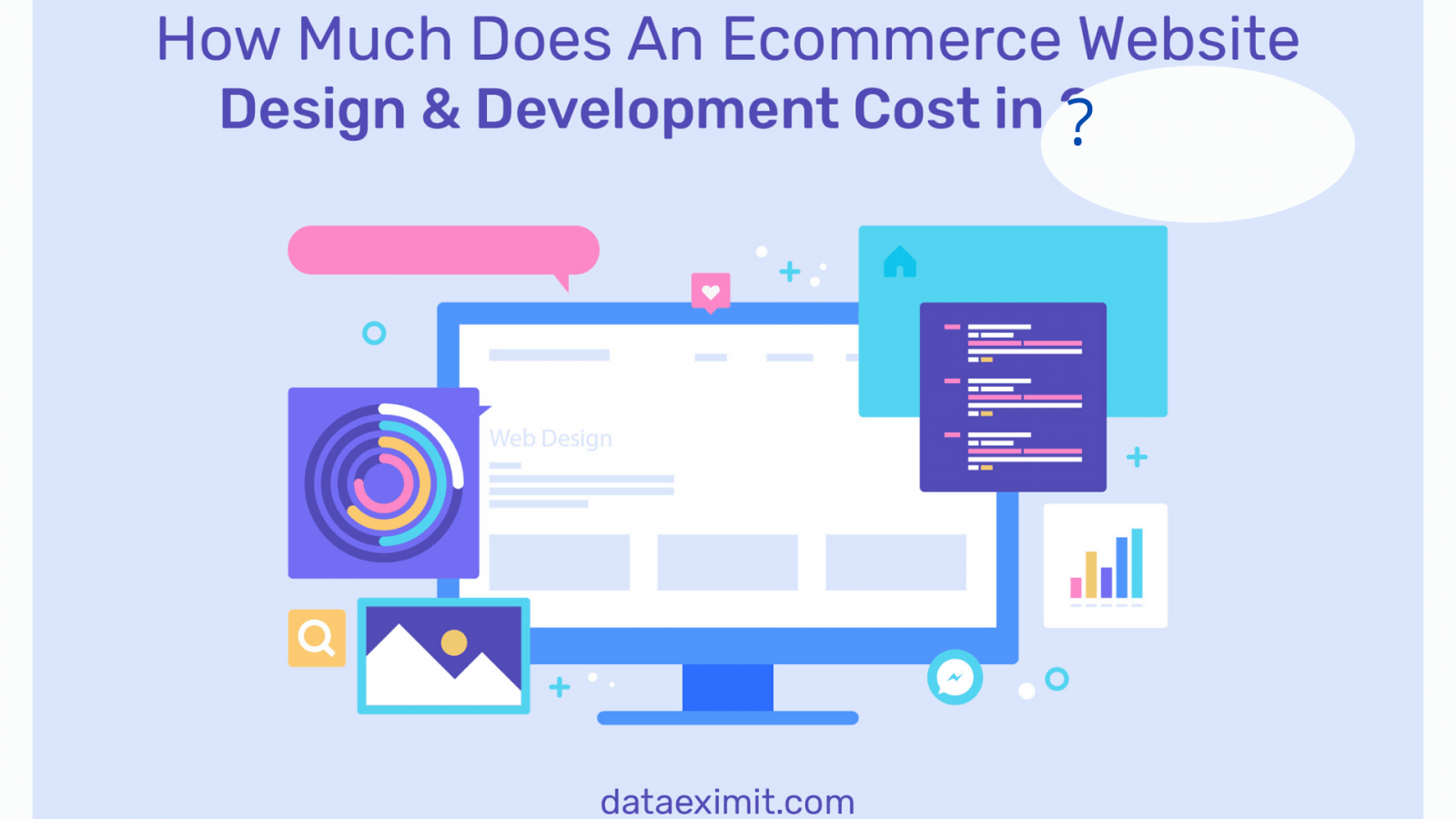 How Much does an Ecommerce website design and development cost?
