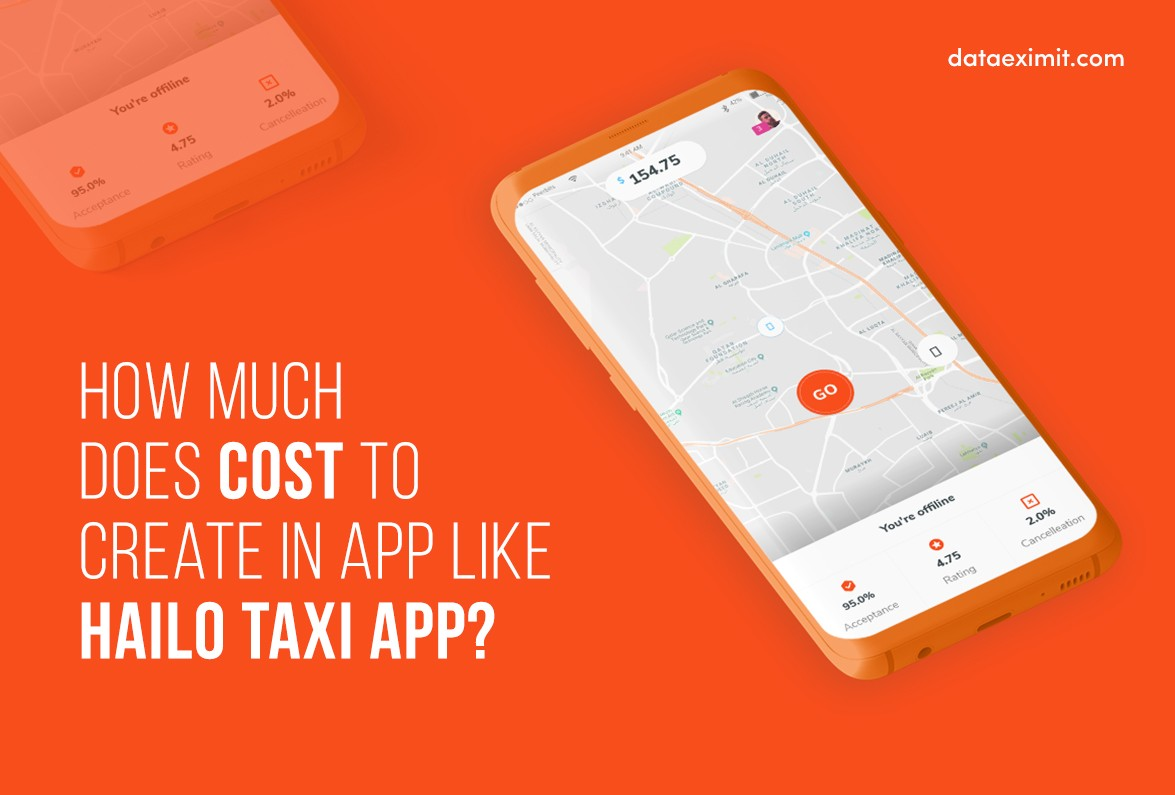 How much does it cost to create an app like Hailo Taxi app?