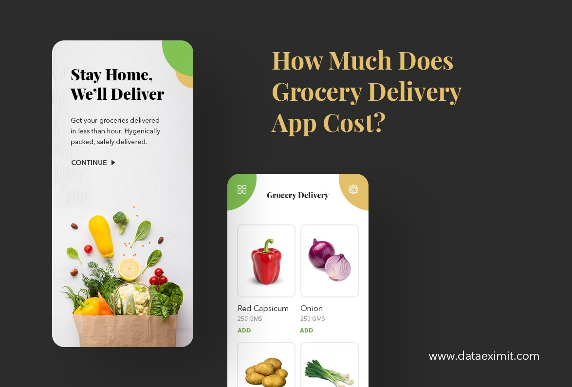 How Much Does Grocery Delivery App Cost?
