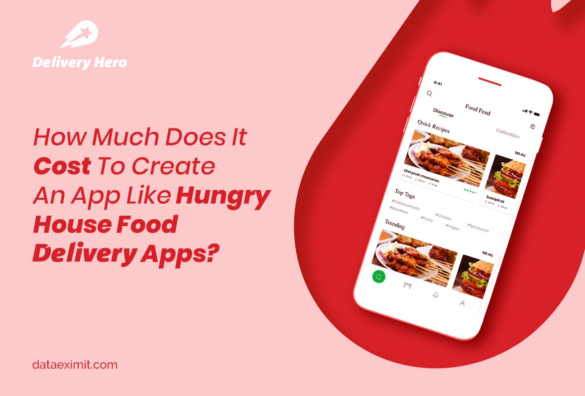 How much does it cost to build an app like HungryHouse